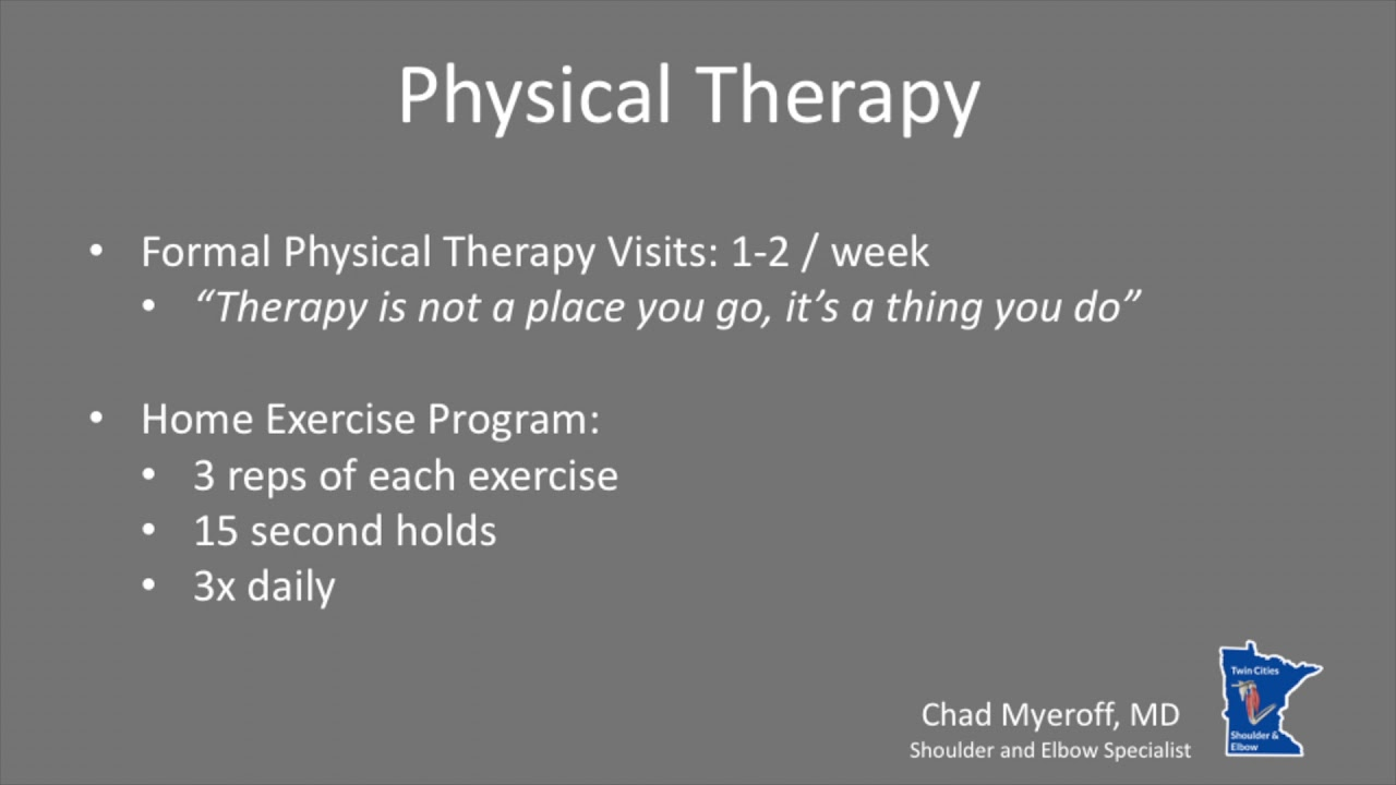 Physical Therapy Intro Video